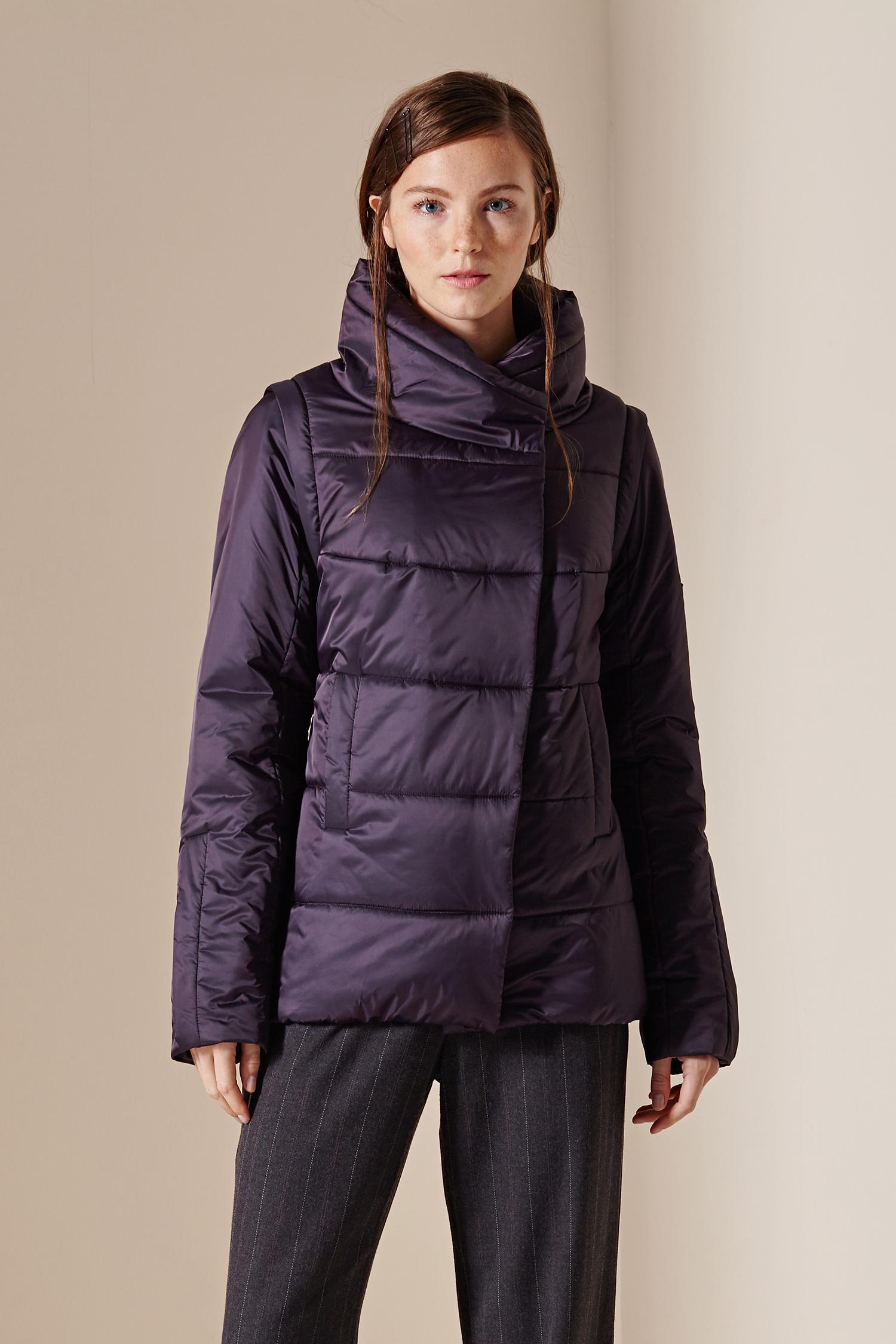 Женские куртки с мехом Самара